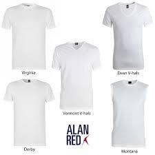 Alan red shirt